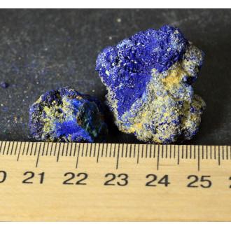 Азурит кристалл 32 грамм №6178